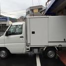 三菱 ミニキャブトラック 冷凍冷蔵車 (ホワイト) トラック...