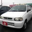 スズキ アルト 660 Lc (ホワイト) ハッチバック 軽自動車