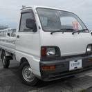 三菱 ミニキャブトラック 660 Vタイプ 三方開 (ホワイト...