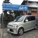 ダイハツ ムーヴ 660 カスタム RS 純正エアロ&アルミ(...