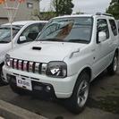 スズキ ジムニー 660 ワイルドウインド 4WD アルミホイ...