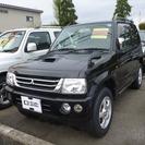 三菱 パジェロミニ 660 4WD ターボ(ブラック)…