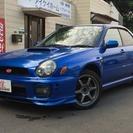 スバル インプレッサ 2.0 WRX NB 4WD (ブルー...