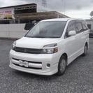 トヨタ ヴォクシー 2.0 Z (ホワイト) ミニバン