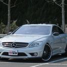 メルセデス・ベンツ CLクラス CL550 本革シート AMG仕...