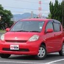 トヨタ パッソ 1.0 X 純正HDDナビ(レッド) ハッチバック