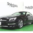 AMG SLクラス SL63 D車 ワンオーナー 禁煙車(オ...