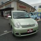 トヨタ シエンタ 1.5 G (ライトグリーン) ミニバン