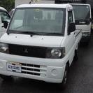 三菱 ミニキャブトラック 660 TL エアコン(ホワイト) ...