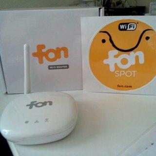 ソフトバンク WI-FI fonルーター