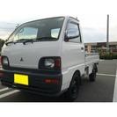 三菱 ミニキャブトラック 660 TD 三方開 エアコン付(ホ...