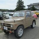 スズキ ジムニー 4WD (ブラウン) トラック