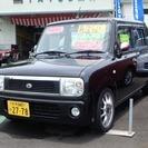 スズキ アルトラパン 660 モードII (ブラック) ハッ...