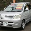 トヨタ ノア 2.0 X Vセレクション HIDライト・アルミ...