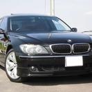 BMW 7シリーズ 750i (ブラック) セダン