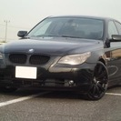BMW 5シリーズ 525i ハイラインパッケージ 本革 ナビ...