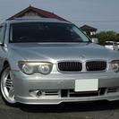 BMW 7シリーズ 745Li アルピナ仕様 ロング 20AW...