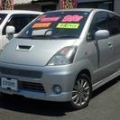 スズキ MRワゴン 660 スポーツ DVDナビ ETC(シル...
