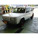 日産 ラシーン 1.5 タイプM 4WD (ホワイト) クロカ...