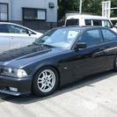 BMW 3シリーズクーペ 318is 車高調サス サンルーフ...