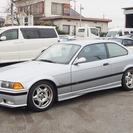 BMW M3 3.0 マフラー 車高調サスペンション(シルバ...