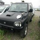 スズキ ジムニー 660 XC 4WD (ブラック) クロカ...