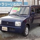 スズキ アルトラパン 660 X CD/MD(ダークブルー)...