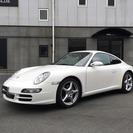 ポルシェ 911 カレラ ディーラー車 左ハン 6MT(ホワ...