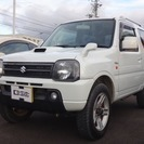 スズキ ジムニー 660 ワイルドウインド 4WD CDデッキ...