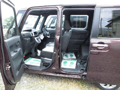 ダイハツ ウェイク 660 L SA (プラムブラウンクリスタルマイカ) ハッチバック 軽自動車 , 中古