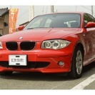 BMW 1シリーズ 118i 純正アルミ・ETC・車検29年1月...