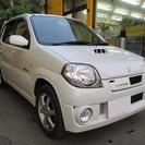 スズキ Kei 660 ワークス 4WD (ホワイトパール)...
