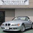 BMW Z3 ロードスター 黒革シート パワーシート(ライト...