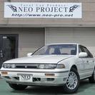 日産 セフィーロ 5速マニュアル車 (ホワイト) セダン