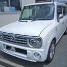 マツダ スピアーノ 660 SS (ホワイト) ハッチ…