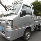 スバル サンバートラック 660 TB 三方開 (シルバー)...
