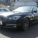 BMW 7シリーズ アクティブハイブリッド 7L オプションア...