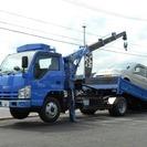 いすゞ エルフ エルフ 2トン 4段クレーンセルフローダ 6MT...