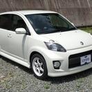 トヨタ パッソ 1.3 レーシー TRD スポーツM 5MT ...
