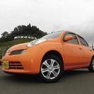 日産 マーチ 1.4 14g-four 4WD インテリジェン...