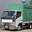三菱 キャンターガッツ 2.0 全低床 DX (ホワイト) トラック