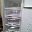 0円!三菱の2002年製造122L冷凍庫