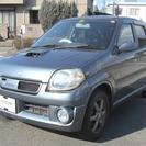 スズキ Kei 660 ワークス 4WD (グレー) ハッチ...