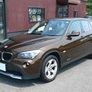BMW X1 sドライブ 18i (ブラウン) クロカン・SUV