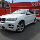 BMW X6 xドライブ 35i 4WD サンルーフ(ホワイト...
