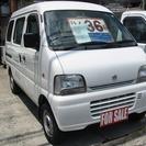 スズキ エブリイ 660 天然ガス自動車 (ホワイト) ハッチ...