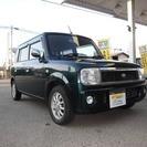 スズキ アルトラパン 660 モード 4WD (グリーン) ...