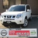 日産 エクストレイル 2.0 20Xtt 4WD ナビTV バ...