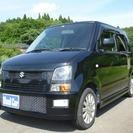 スズキ ワゴンR 660 RR-DI 4WD (ブラック) ハ...