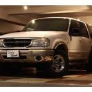 フォード エクスプローラー エディバウアー 4WD (ホワイ...